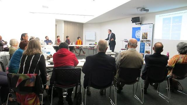 Australia-2017-10-07-UPF-Australia Holds Peacebuilding Leadership Seminar