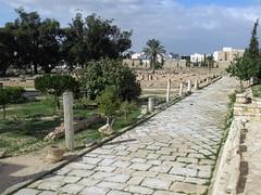 Ruins of Roman Villas