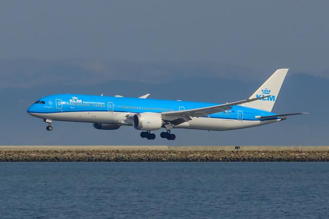 PH-BHG | Boeing 787-9 Dreamliner | KLM Royal Dutch Airlines