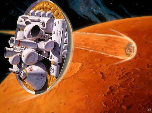 … Mars landers