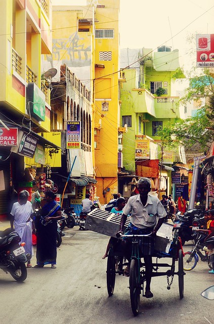 ... A Vibrant Street Life ...