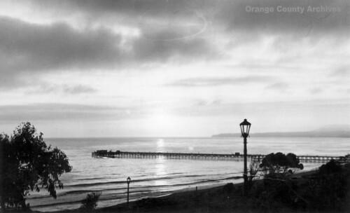 San Clemente Pier, circa 1940s