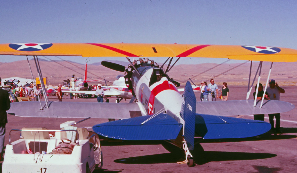 Boeing F4B-1 N873H