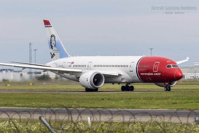 norwegian Boeing 787-8 LN-LNA