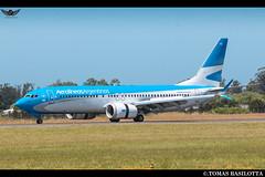 LV-GVE SAZM-MDQ 737MAX 8