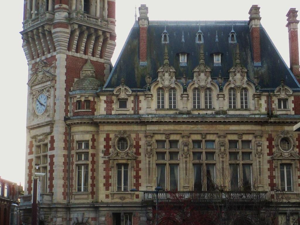 TOURCOING -- Ancienne Chambre du Commerce et de l\'Industri ...
