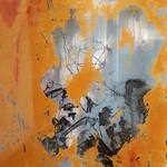 Siebdruck Objekt Acrylglas 50x50 2017