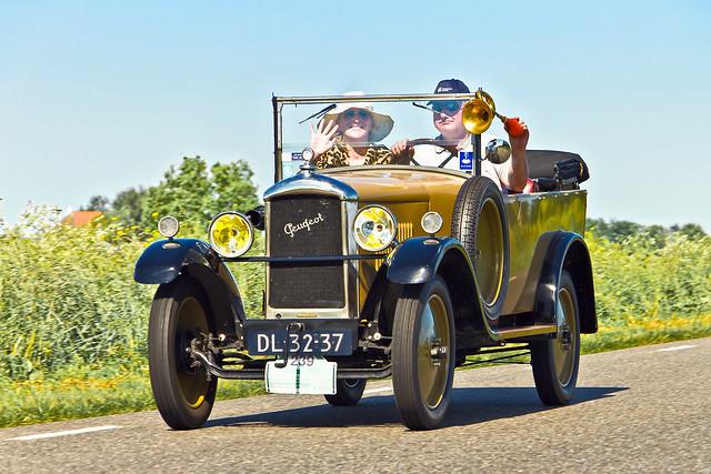 Peugeot 5CV Type 190 S Torpédo 1927 (1897)