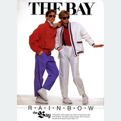 80s Mens The Bay Advertisement