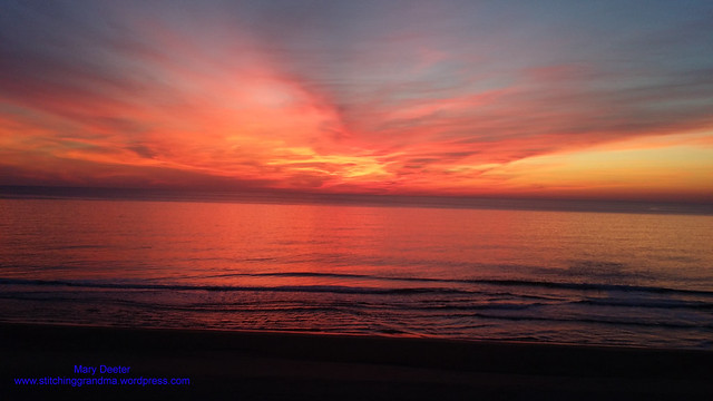 640 Dawn's early light - Ocean City MD Sunrise
