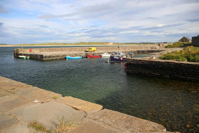 Castlehill Harbour, Castletown