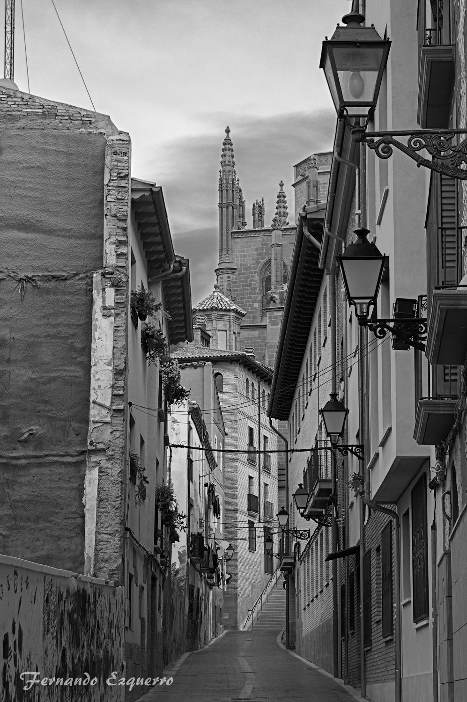 Callejeando por Huesca