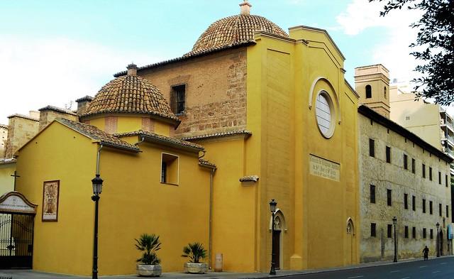 Iglesia de San Vicente de la Roqueta - València