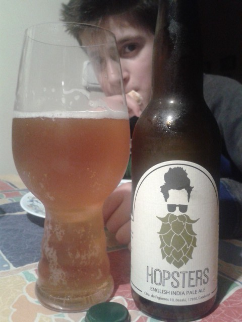 Hopsters English India Pale Ale