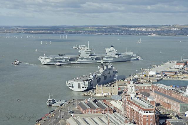 HMS Queen Elizabeth 2-2-18 (22)