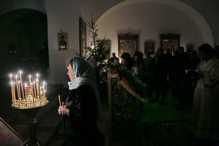 Ночное богослужение 240