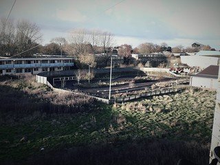 Abandon Race Track | by YesterdaysWorld17
