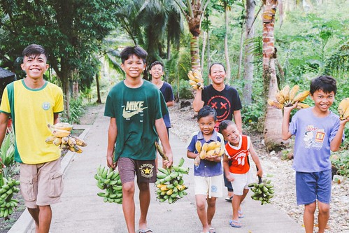 Cebu, Philippines, team expands farmland enterprise with additional banana grove; fishery harvests continue to meet demand of local community | by Peace Gospel