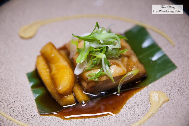 Buta Kakuni - 6-hour braised Berkshire pork belly