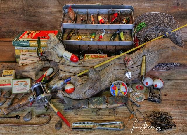 Vintage Fishing Gear