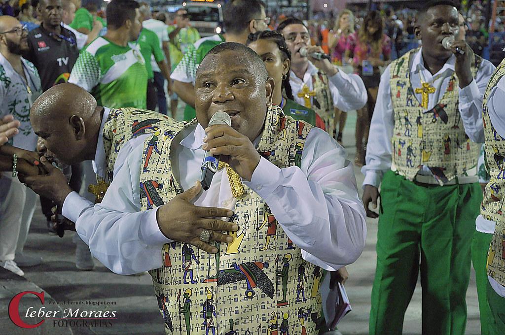 G. R. E. S. Imperatriz Leopoldinense 4747 Carnaval 2018 - Rio de Janeiro - RJ - Brasil