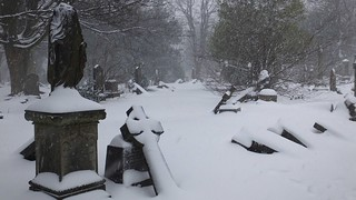 Boneyard in the snow 07 | by byronv2