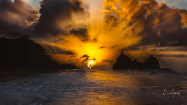 Sunshine - waves #2