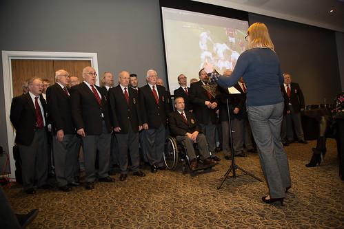 Legends Hospitality   by Cardiff Male Choir