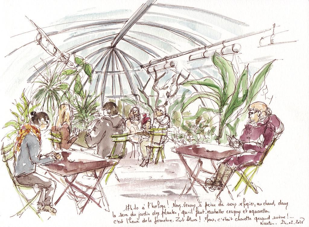 Dans la serre du jardin des plantes, Nantes | Fabienne RAIMBAUD | Flickr