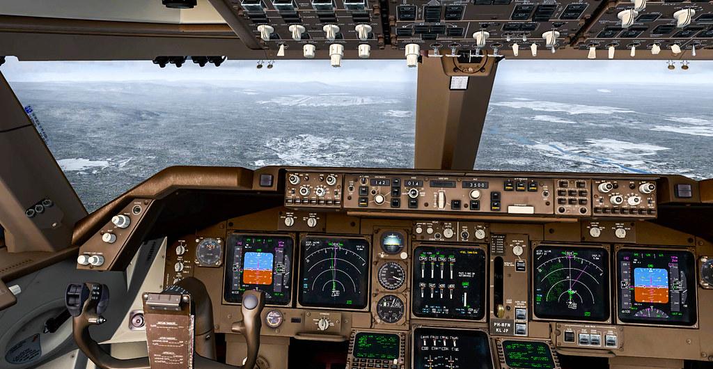 FSX   PMDG Boeing 747-400 KLM   (EGPF) Glasgow - (ENGM) Oslo…   Flickr