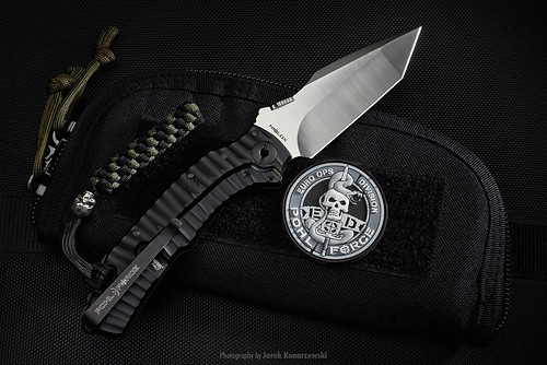 Pohl Force Mike Four Outdoor tactical EDC folder