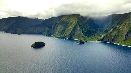 North Shore, Molokai | by Rosa Say