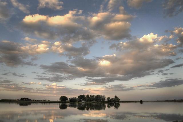 Atmosmirror - Weld County, Colorado