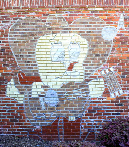 brick bird art tn tennessee hendersonville tweetybird conwaytwitty sumnercounty twittybird bmok twittycity trinitymusiccity bmok2