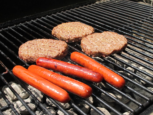 barbecue foods