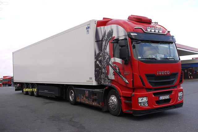 Iveco Stralis 500 - Thurrock