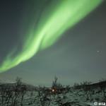 Viajefilos en Tromso, Auroras Boreales 016