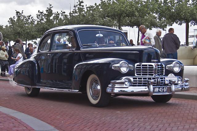 Lincoln Club Coupé 1947 (9023)