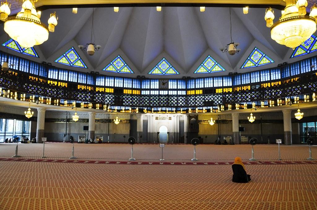 Image result for masjid negara