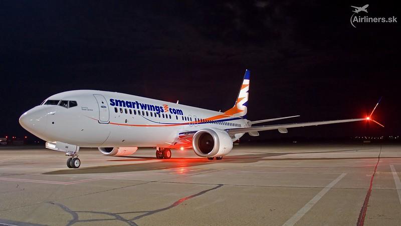 OK-SWA SmartWings Boeing 737 MAX8