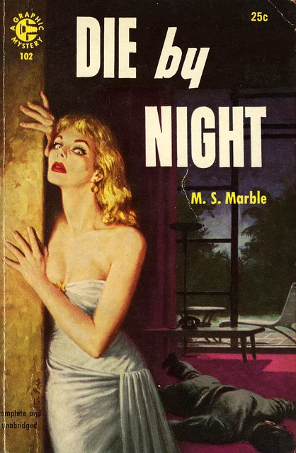 Graphic Books 102 - M.S. Marble - Die by Night