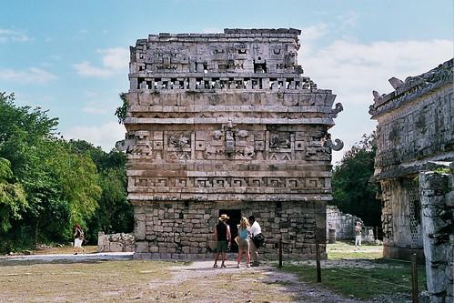 MEXICO (2007) - SITIOS ARQUEOLÓGICOS DE LA PENÍNSULA DE YUCATÁN / EK'BALAM