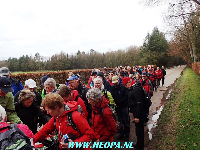 2018-01-17 Lunteren  24 km   (32)