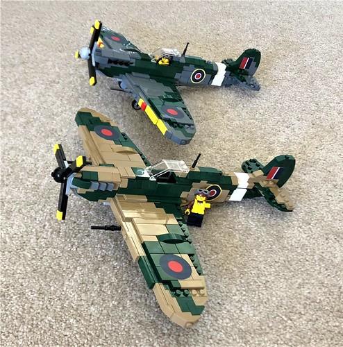 Supremarine Spitfires