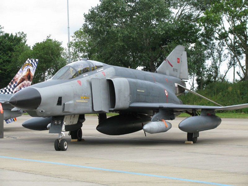 RF-4C reconnaisance Phantom 2