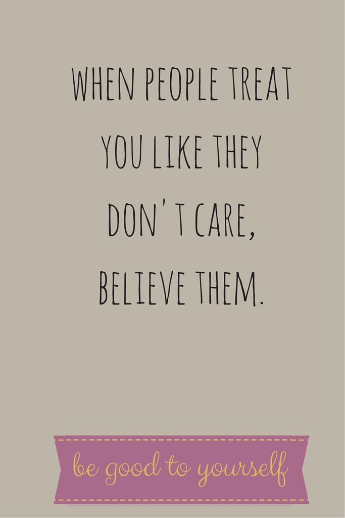 Meilleurs Citations D Amour When People Treat You Like T