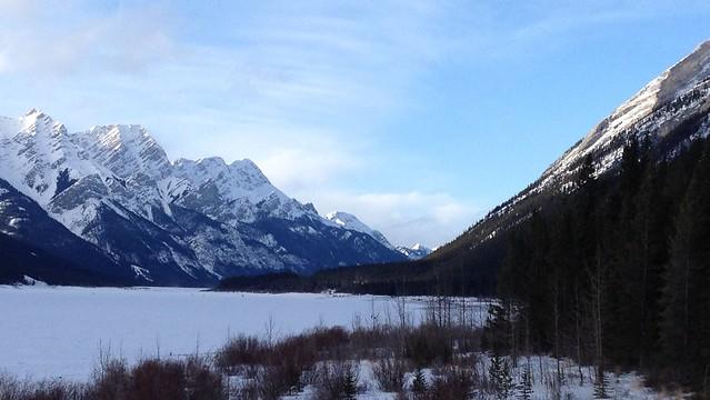 Rocky Mountain Range