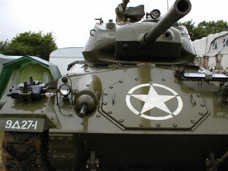 M24 Chaffee 1