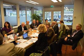 GPNM Steering Committee Meeting, The Hague Apr 2017