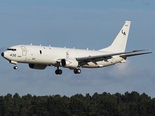United States Navy | Boeing P-8A Poseidon | 168432 | by MTV Aviation Photography